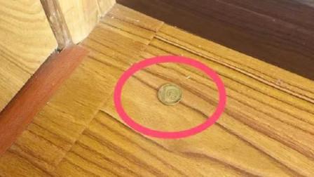 无论家里有没有钱,在墙角放一枚5角硬币,不是迷信,涨知识了!