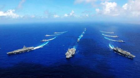 美军为何不去俄罗斯海域搞自由航行?30年前就挨过揍,至今心有余悸
