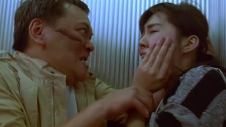 义盖云天:王祖贤被歹徒在电梯捏脸,这段真是童年阴影