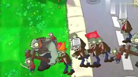 植物大战僵尸:战争遗产VS植物大战僵尸,厉害了我的火柴人斯巴达