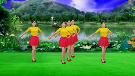 点击观看《玫香广场舞《一首想家的歌》32步附教学》