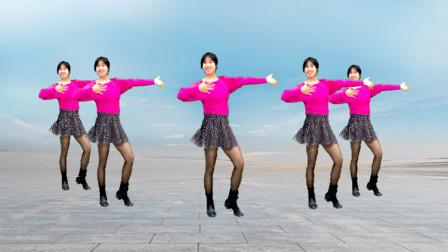 阿采火爆健身舞教程《十二年》容易学会