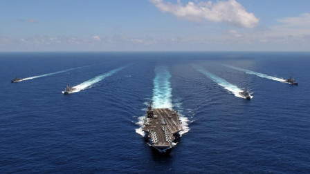 伊朗变天失败,美国再次无功而返,核航母战斗群驶入波斯湾