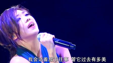 她当初离婚为前夫唱此歌,没想到一夜红遍全国,原唱唱到一半泪奔