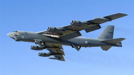 美国将用战略轰炸机配合武库机使用,B52H战略轰炸机成为首选