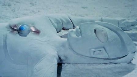 奥特曼复活的5大精彩瞬间,赛罗让时光倒流,迪迦变成了光之巨人!