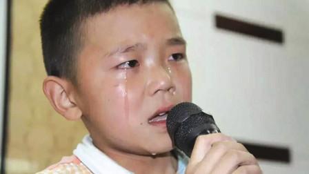 一首《妈妈我想你》感动天下人!孩子的声音太有感染力,催人泪下