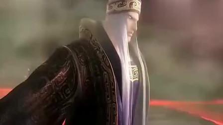 秦时明月:卫庄盖聂的速度突破极限,气势无人能够阻挡,太秀了!