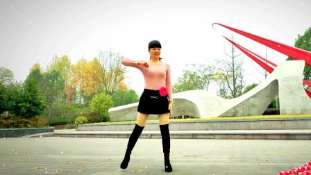 麦芽新创广场舞教程《7姨地盘》 无基础舞蹈