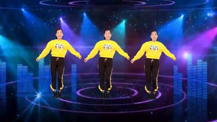 点击观看《玫香广场舞《江湖酒》网红64步,正背面附教学》
