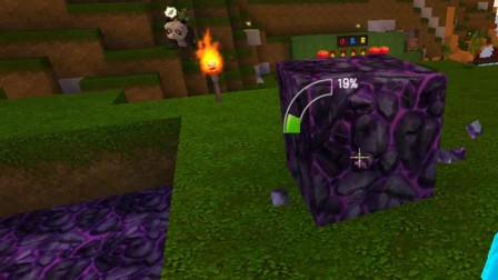 迷你世界:熊孩子敢捣乱,用这个黑屋子整他,保证他不敢再熊了