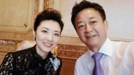 51岁周涛气质不输董卿,二婚嫁富豪老公,女儿却患上自闭症