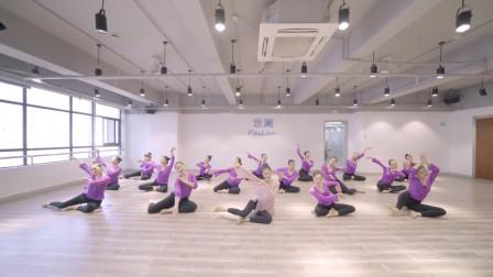 古典舞身韵教程,解决跳舞时的上身僵硬,腰部的不灵活和不协调!