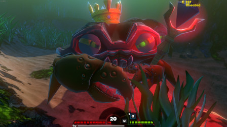 海底大猎杀:会下蛋的皇冠小螃蟹 你知道怎么解锁吗?