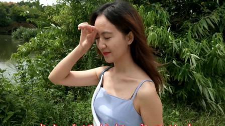 狂野女歌手一首火爆DJ情歌《野花香》激情澎湃,听着真劲爆!