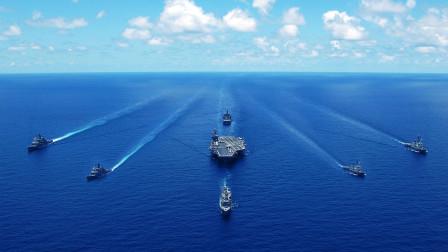 国产航母巡航亚太!大量盾舰随行护卫,俄直言全球仅一国能挡
