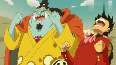 海贼王:眼看计划要失败了,布鲁克不声不响做了件大事
