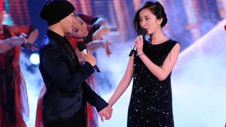 经典回味!杨幂、刘恺威经典情歌《如果爱老了》,不知感动多少人