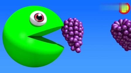 吃豆大作战:爱吃樱桃的吃豆人