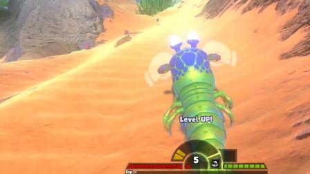 海底大猎杀:超厉害螳螂虾 天下无敌!