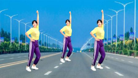 点击观看《阿采冬季健身舞《江湖酒》跳完暴汗热身》