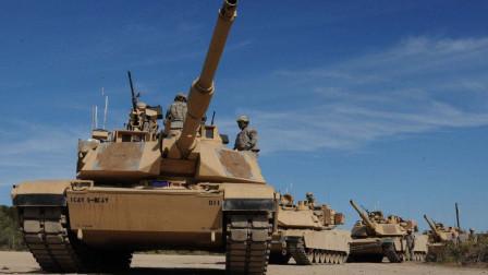 99式迎来最强对手!坦克生产线全速运转,美国陆军大换血
