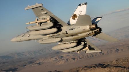 战力最强电子干扰机,装备8种干扰设备,一起开机F22也难逃脱
