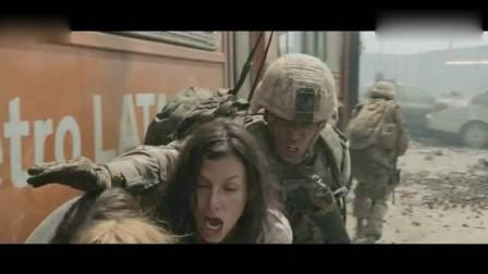 洛杉矶之战:这才是真正的英雄,保护平民至死不渝,海军陆战队牛