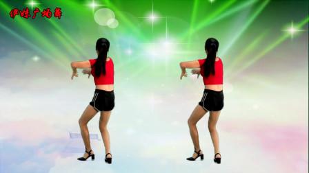 鹤塘紫儿广场舞32步《低音炮dj》跟着背面,嗨起来