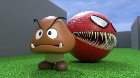 吃豆人和小章鱼互相撞击 最后谁会被消灭?吃豆人游戏