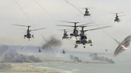 洛杉矶之战:外星人入侵地球,见人就杀,只为掠夺水资源