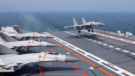 11架舰载机登上甲板,国产航母战力曝光,还差最后一个仪式