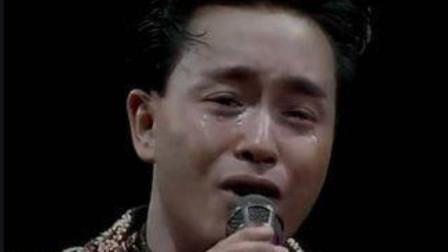 张国荣最后的激情,演唱会上一首《千千厥歌》泪崩现场,至今无人超越