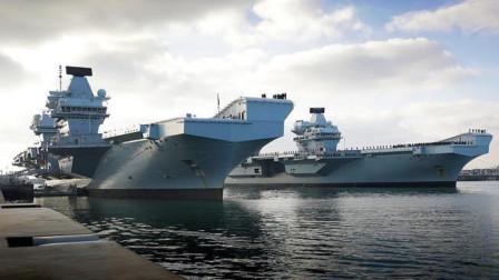 英海军步入双航母时代,印度人却跑出来加戏:其中一艘会是我们的
