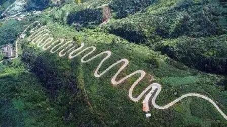 """云南""""68道拐""""被评为世界公路史的奇迹,为什么要建成这样呢?"""