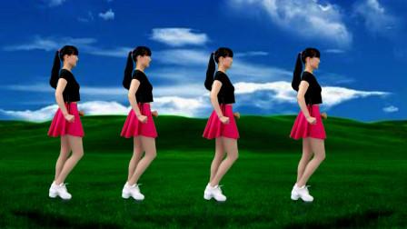阳光香果广场舞尼玛情歌 32步中老年健身舞