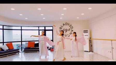 小姐姐跳经典古典舞 练习室《青城山下白素贞》