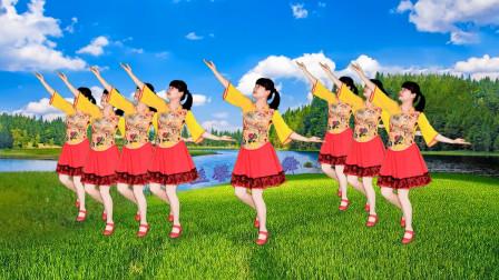 点击观看《益馨广场舞《山谷里的思念》无基础免费舞蹈视频》