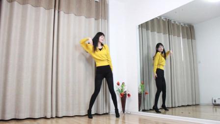 点击观看《小君舞蹈秀 超火歌曲《言不由衷》中年大妈舞蹈视频》
