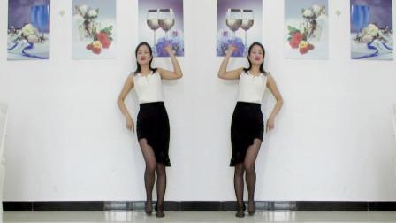 神农舞娘广场舞《常回家看看》中年大姐健身舞蹈视频大全