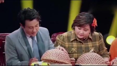 贾玲想吃甜点,现实却给了她一碟皮皮虾,吃货不喜欢太麻烦的食物!
