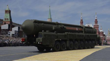 12万火箭兵严阵以待,2000枚核弹进入战备状态:敢乱动就打过去