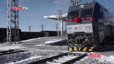 格爾木至敦煌鐵路全線開通運行 暢連西北四省區