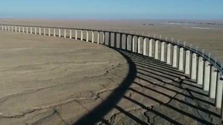 敦煌鐵路今天全線開通運營