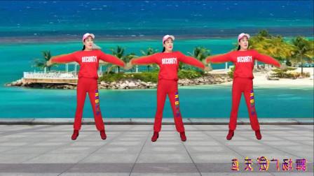 点击观看《蓝天云广场舞 健身舞《给不起就别承诺》正面演示》