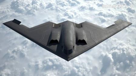 取代B52,美军新型轰炸机即将问世,造价42亿还有一绝招