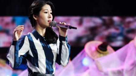 张碧晨最让人无法抗拒的一首歌,堪称神曲,不愧是好声音冠军