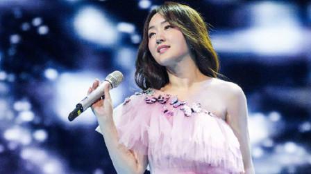 杨钰莹太美了,精心打扮的如此美艳只为唱这首歌,让你一饱耳福
