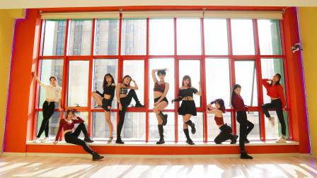 点击观看《太阳当空照NANA《hip+短裙reimx》舞蹈视频》