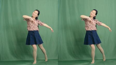 中年大姐优雅莹莹健身舞视频无奈